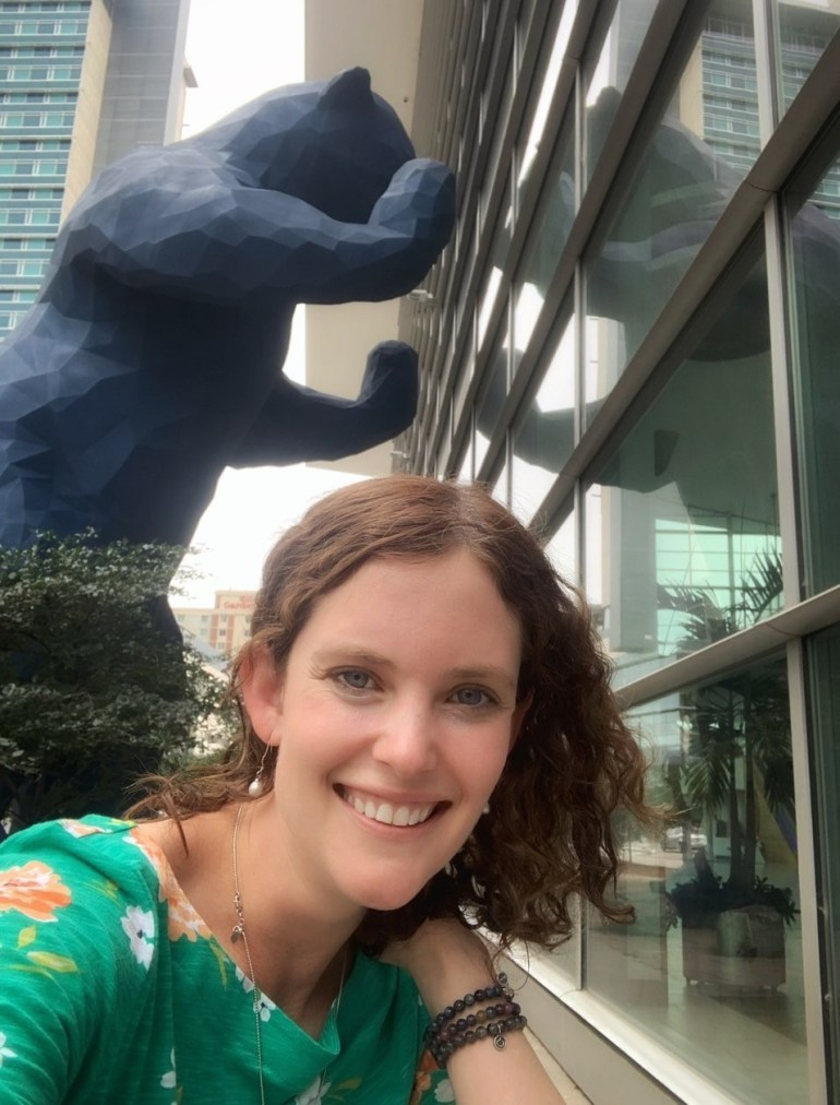 2020 in Review: With the Big Blue Bear at the Denver Convention Center