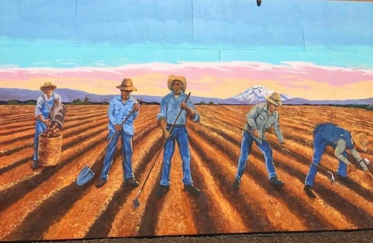 Murals of Toppenish, Washington