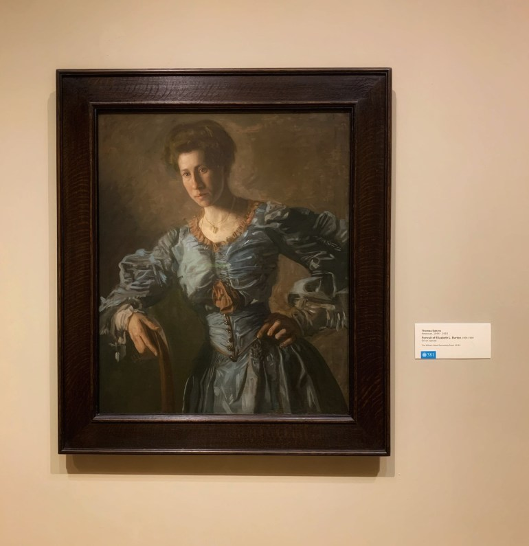 Portraits at the Minneapolis Art Institute