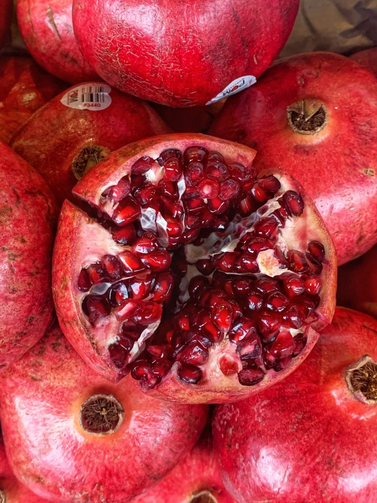 Beautiful Produce at Pike Place Market in Seattle
