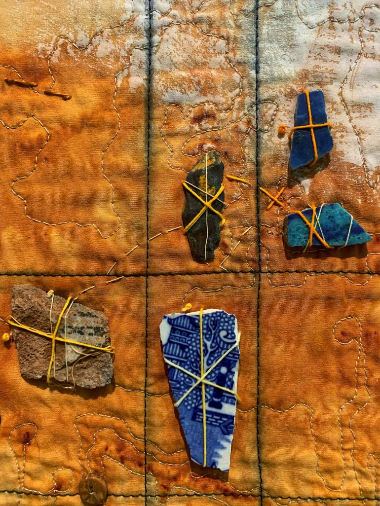 """Brooke Atherton's """"Mothers and Daughters"""" at the Yellowstone Art Museum in Billings, Montana"""