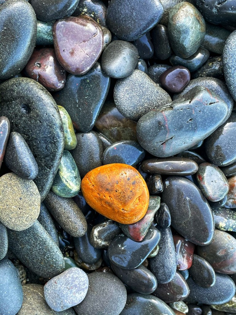 Beach Rocks: An Afternoon at Rialto Beach on the Washington Peninsula