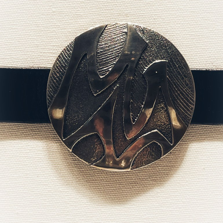 Southwestern Jewelry at the Wheelwright Museum of the American Indian in Santa Fe, New Mexico