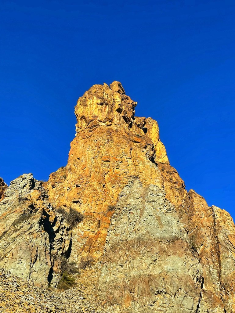 Cell Pic Sunday: Smith Rock State Park, Oregon