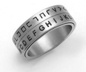 Secret decoder ring
