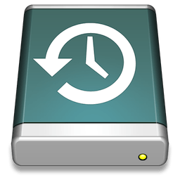 Time Machine disk
