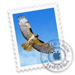 Yosemite Mail icon