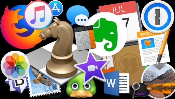 Hi-res app icons