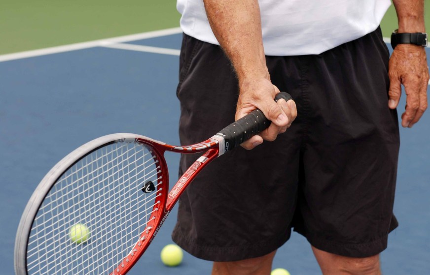 The Forehand Stroke - One Minute Tennis Lesson