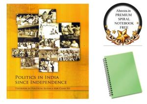 Politics in India since Independence Textbook in Political Science for Class – 12 – 12119