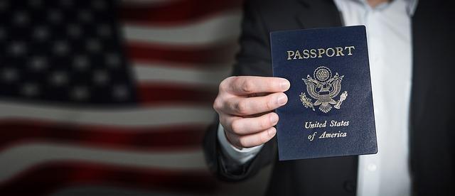 パスポート申請 新宿でのケース
