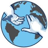Helping hands around the World