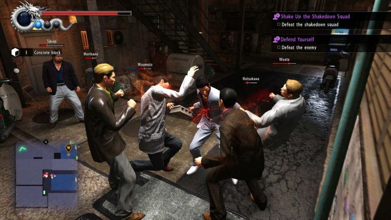 yakuza 6 screenshot 2