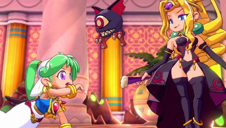 Wonder Boy Asha in Monster World Review screenshot 1
