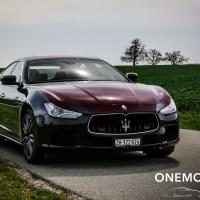 Fahrbericht: Maserati Ghibli S Q4 2016