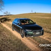 Fahrbericht: Audi A4 Allroad 2017 B9 - 3.0 TDI 272 PS