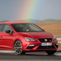 Kurztest: Seat Leon Cupra 300 Facelift 2017