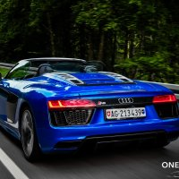 Fahrbericht: Audi R8 V10 Spyder