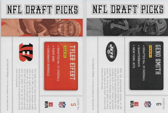 NFL DRAFT PICKS _B