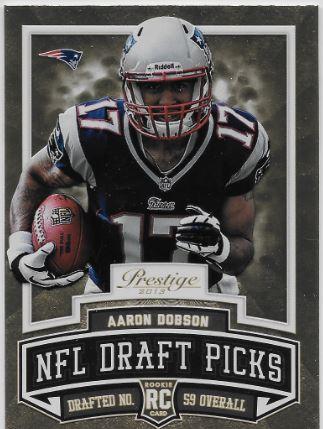 Aaron Dobson NFL Draft Picks