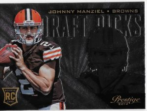 2014 Prestige DP Johnny Manziel