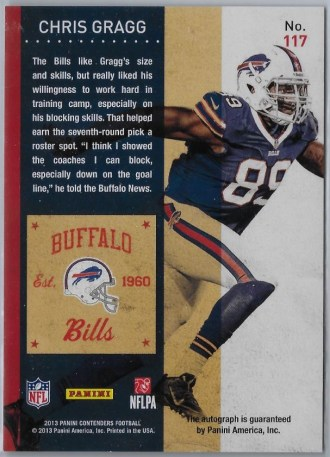Gragg 2013 Contendters Auto back