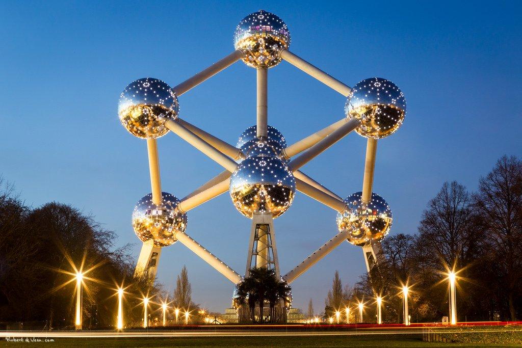 cosa vedere a Bruxelles. Atomium