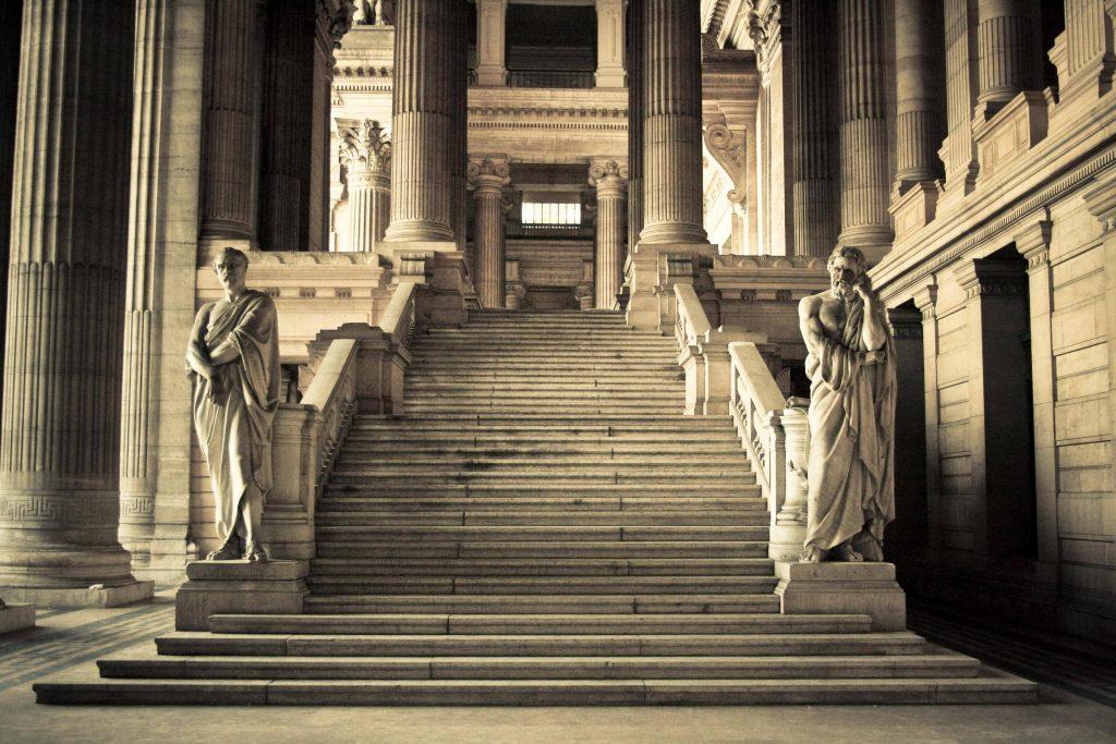 cosa vedere a Bruxelles. Palazzo di Giustizia