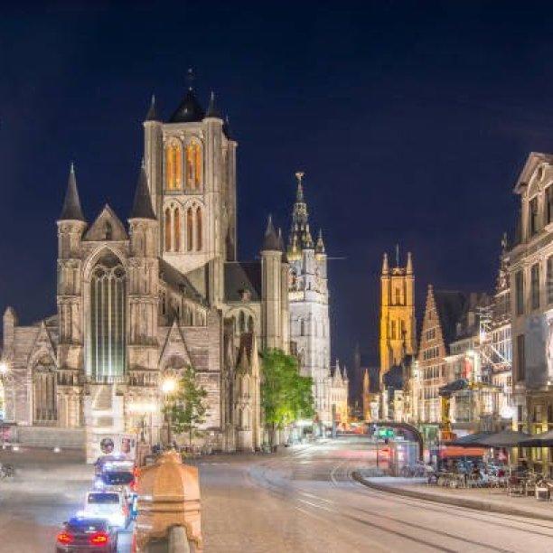 guida alla Fiandre - Gand
