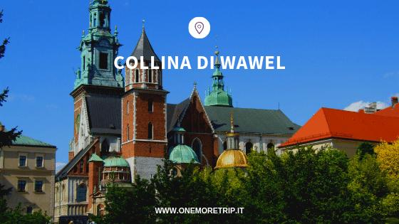 Collina di Wawel cosa vedere a Cracovia