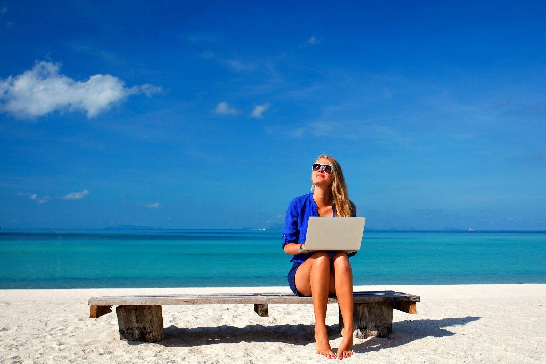 Travel Blogger di successo