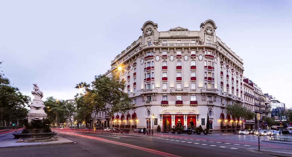 migliori hotel Barcellona El Palace Barcellona