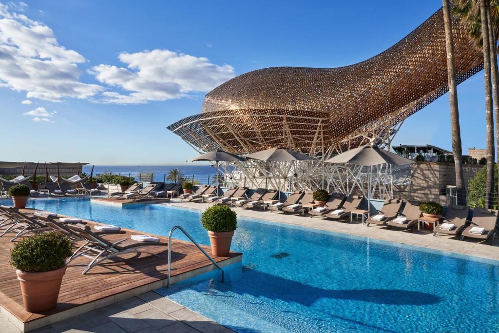 migliori hotel barcellona Hotel Arts Barcellona