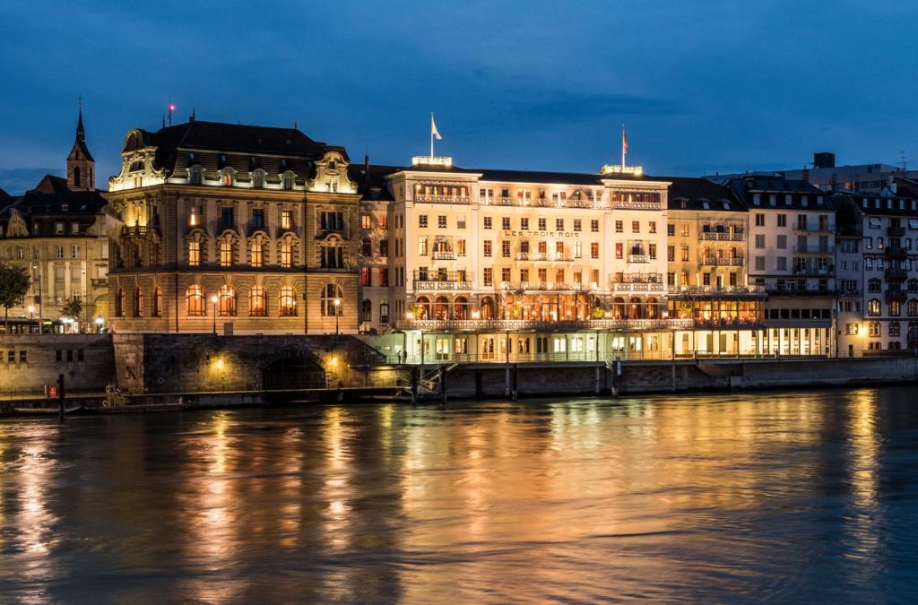 dove dormire a Basilea Grand Hotel Les Trois Rois