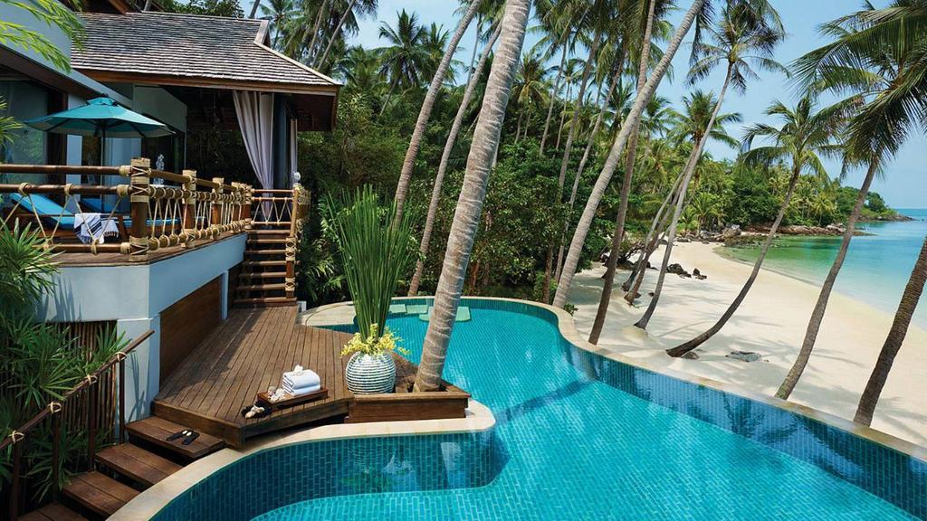 migliori hotel Koh Samui Four Season Resort
