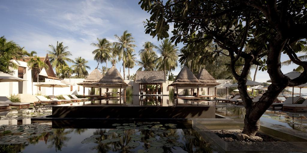 migliori hotel Koh Samui