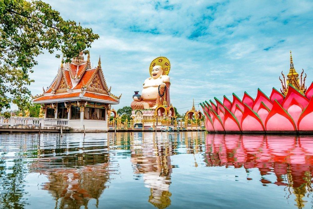 attrazioni Koh Samui Wat Plai Laem