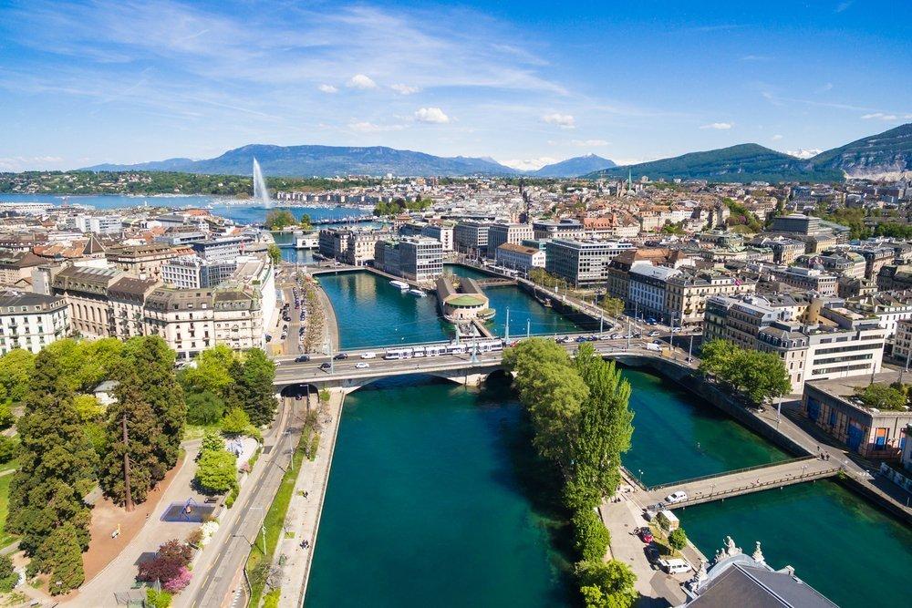 dove dormire a Ginevra