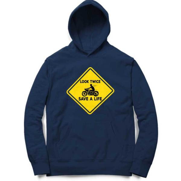 safe riding biker awareness motorcycle sweatshirt hoodie for men and women