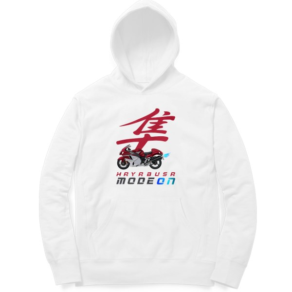 suzuki hayabusa superbike motorcycle biker sweatshirt hoodie for men and women