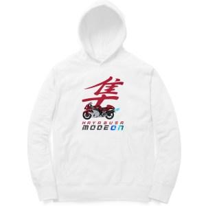 suzuki hayabusa superbike motorcycle biker sweatshirt hoodie for men and women