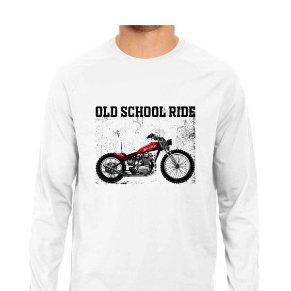american chopper cruiser classic motorcycle full sleeve shirt for men