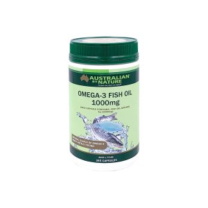 Australian by Nature Fish Oil