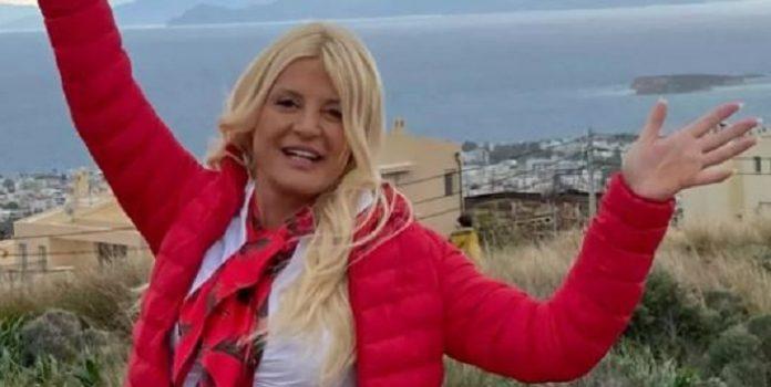 Μαρίνα Πατούλη: Θετική στον κορωνοϊό και έξαλλη. Ποιος της είπε να σιωπήσει, ανακοίνωση με αιχμές