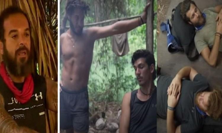 Survivor 4 – trailer 4/5: Γυρίζει την «μπιφτέκα» ο Τριαντάφυλλος και υποστηρίζει Τζέιμς-Νίκο! (Video)