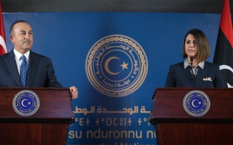 «Χαστούκι» από την ΥΠΕΞ Λιβύης σε Τσαβούσογλου: Να αποσυρθούν ξένα στρατεύματα και μισθοφόροι