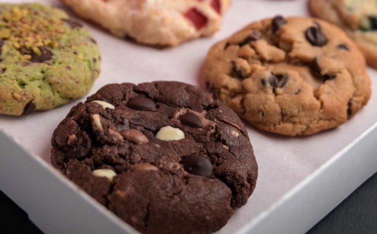 Τhe Cookie Spot: Για χάρη των (φρεσκοψημένων) μπισκότων