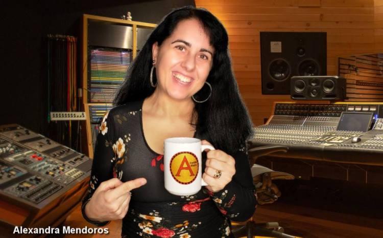 Alexandra Mendoros: Η Ελληνίδα που κατακτά το αμερικάνικο ραδιόφωνο ! ! !
