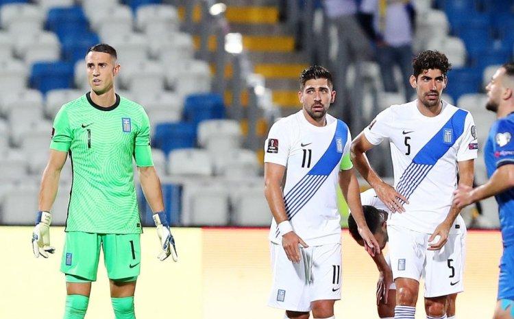 Κόσοβο – Ελλάδα 1-1: Τραγική η Εθνική έχασε το τρένο για το Κατάρ