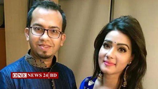 ক্ষমা চাইলেন মাহি, অপু বললেন 'আজীবন ভালোবেসে যাবো'
